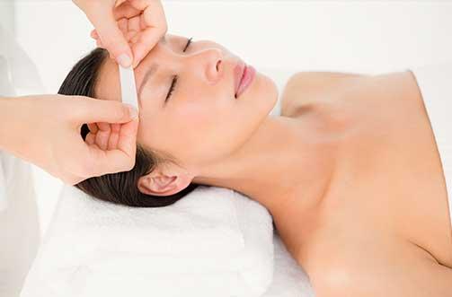Wax beauty treatment